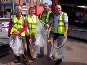 Town Litter Pick